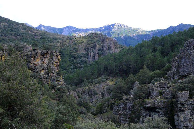 Vallée de las Batuecas