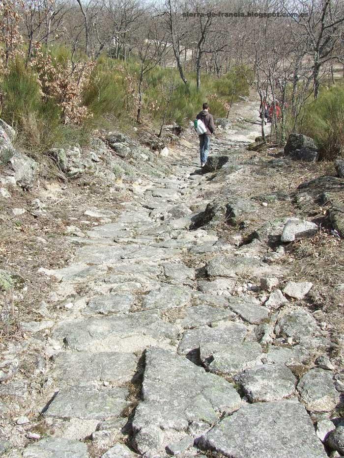 camino de las raíces-La Alberca