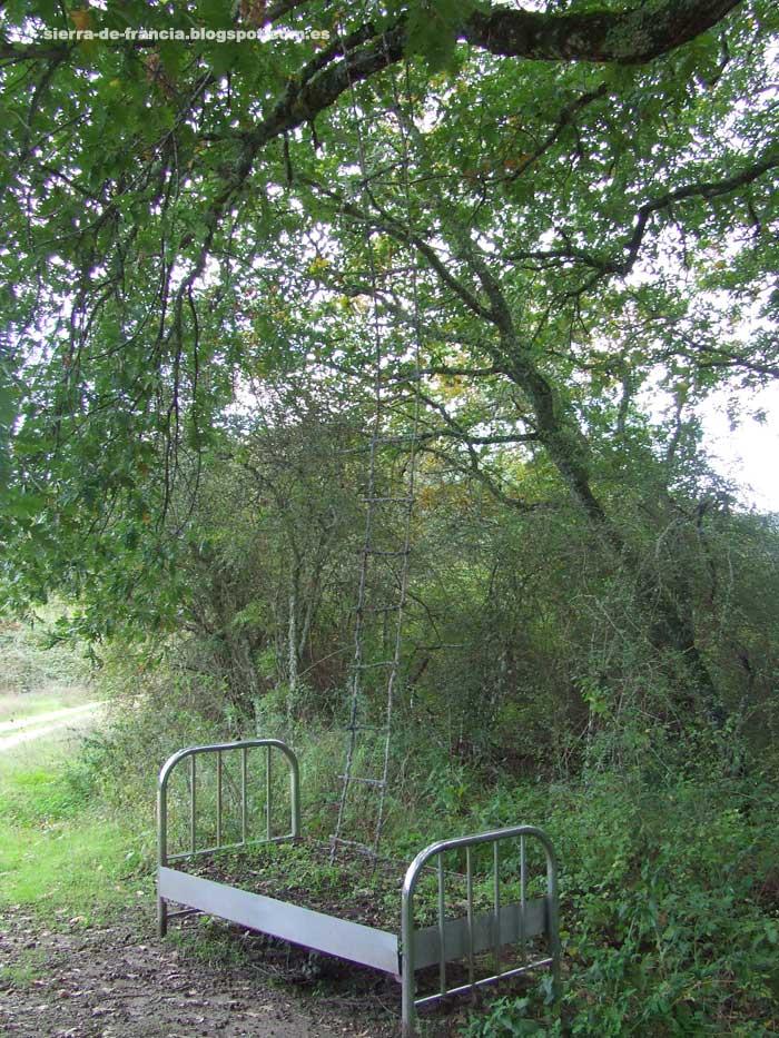 El camino de los Prodigios: Miranda del Castañar-Villanueva del Conde