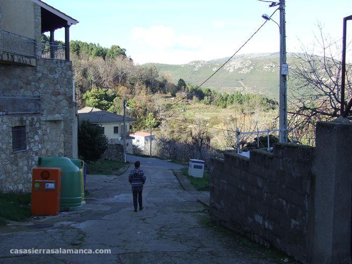 Villanueva Del conde-bajada fuente del pilar