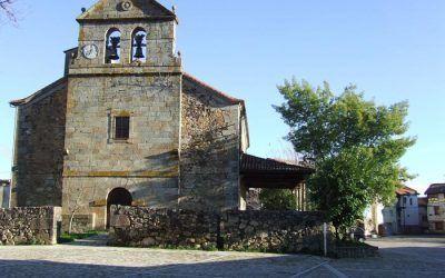 Villanueva Del Conde: El pilar-Cuesta del horno