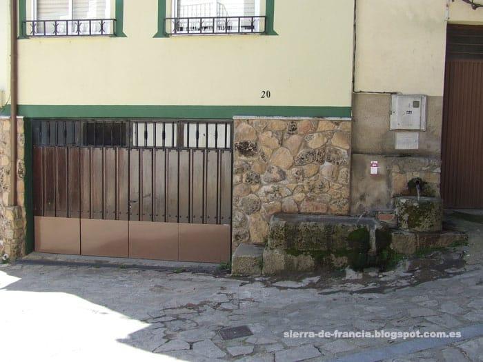 la fuente-Villanueva del Conde