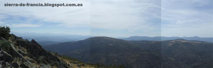 Pico Cervero- sierra de francia