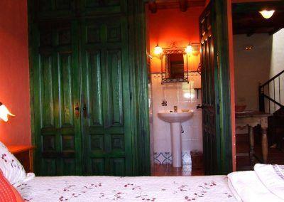 baño casa la fuente