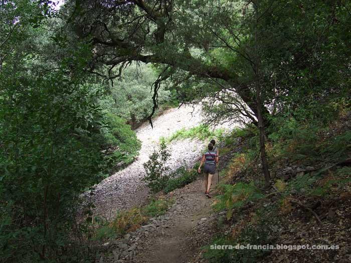 Las Batuecas: Monasterio - Cascada del Chorro