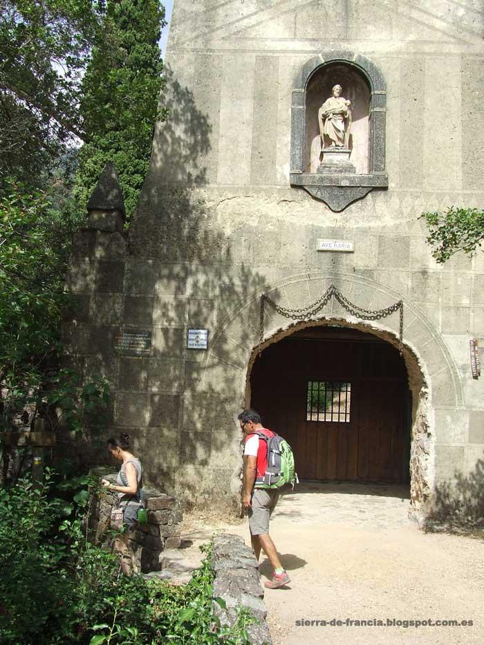 Las Batuecas: Monasterio