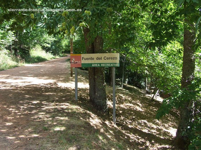 Bosque de la Honfría, Linares
