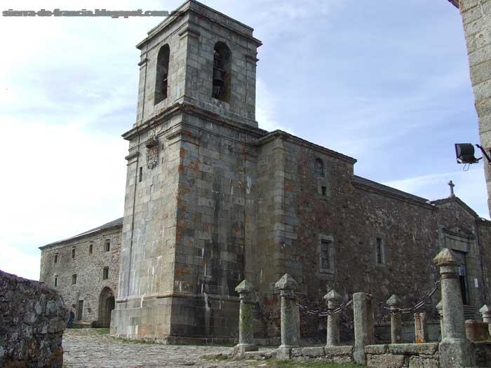 Monasterio de la Peña de francia