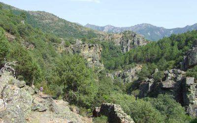 Las Batuecas: Monasterio – Cascada del Chorro