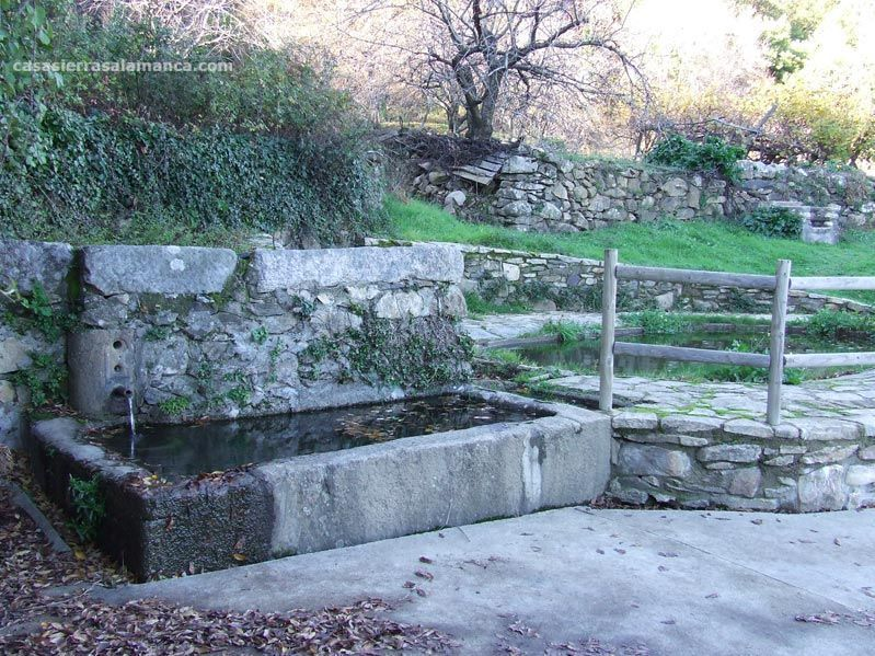 Fuente y lavadero del Pilar