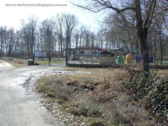 Campamento juvenil de la Legoriza