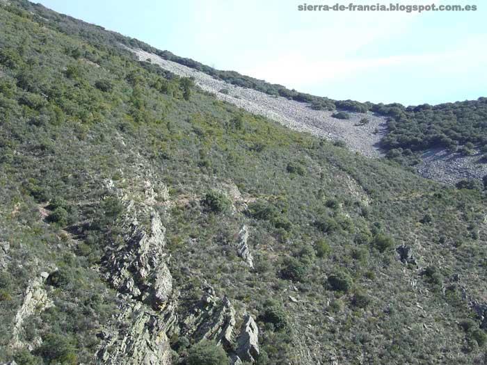 canchal en el valle de las quilamas