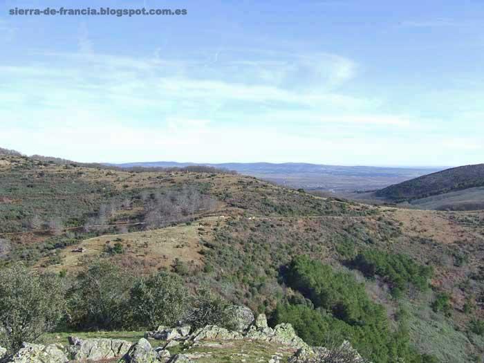 vistas de San miguel de valero