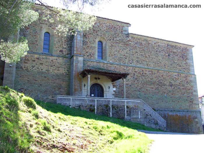 Iglesia del convento de El Zarzoso