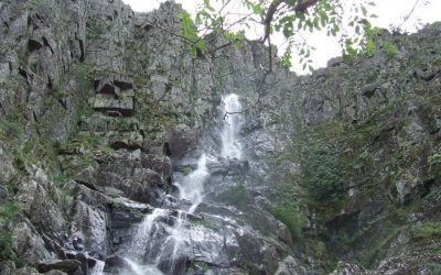 Chorro de La Meancera, El Gasco