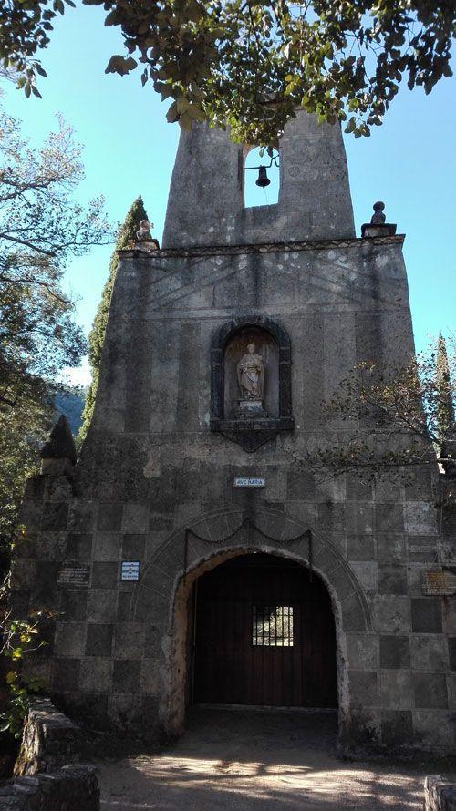entrada monasterio de las batuecas