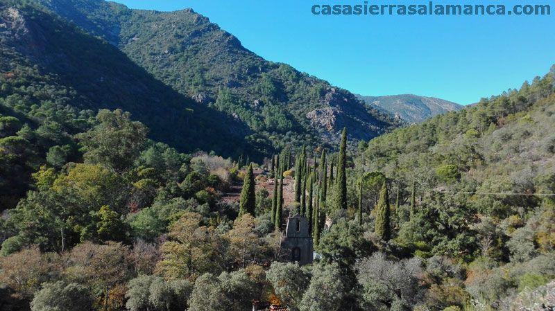 El Portillo – Monasterio de Las Batuecas