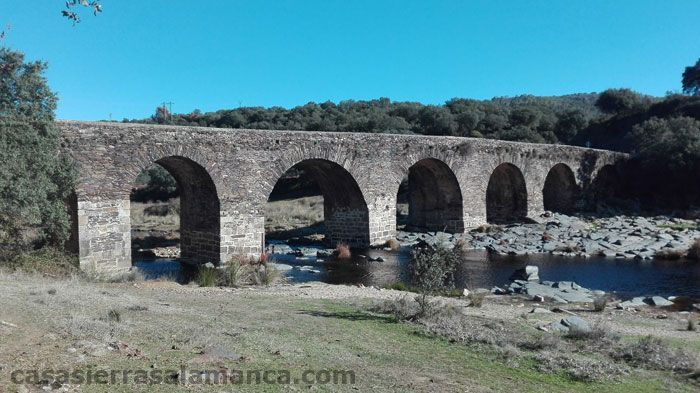 puente romano de sotoserrano