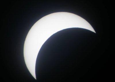 eclipse de sol-sierra de francia