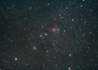Oscar Martín Mesonero - Nebulosa cadwell9