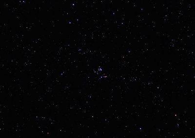 cumulo de estrellas