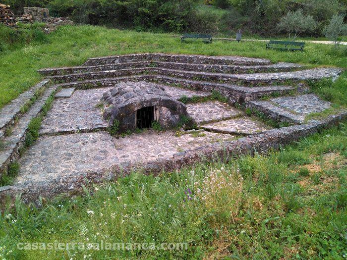 fuente romana de cepeda