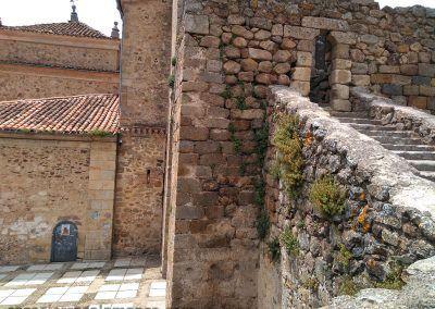 iglesia de Hervas