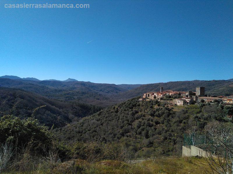 Miranda Del Castañar – Camino de los Rodales
