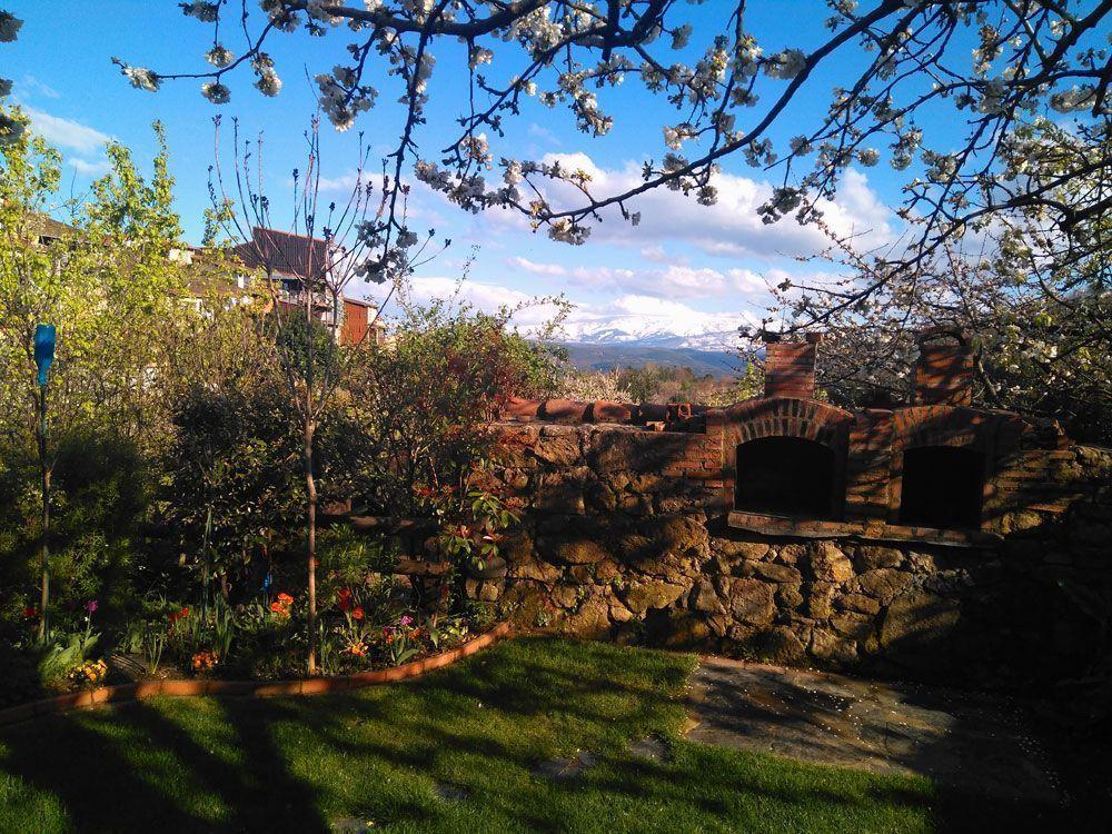 jardin de las casas